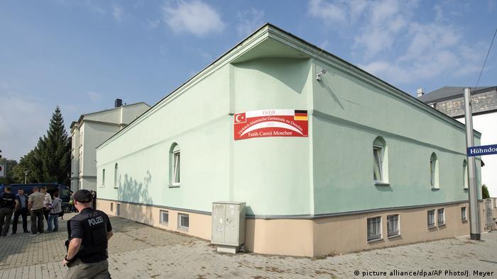 Mosque in Dresden