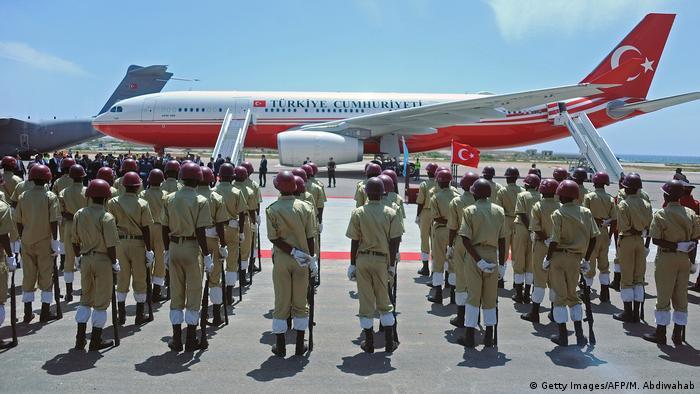 Türkiye Somali'de ne yapıyor?
