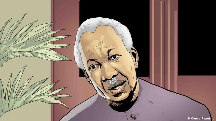 Julius Nyerere, 1. Präsident Tansanias, Porträt