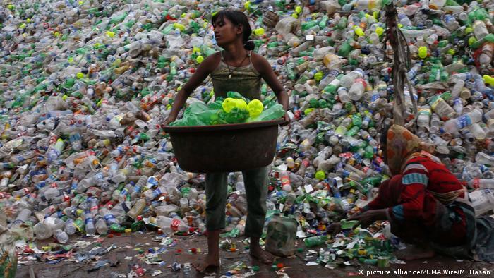 Bangladesch Kinderarbeit (picture alliance/ZUMA Wire/M. Hasan)
