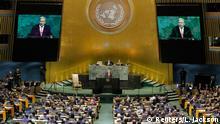USA UN-Vollversammlung in New York