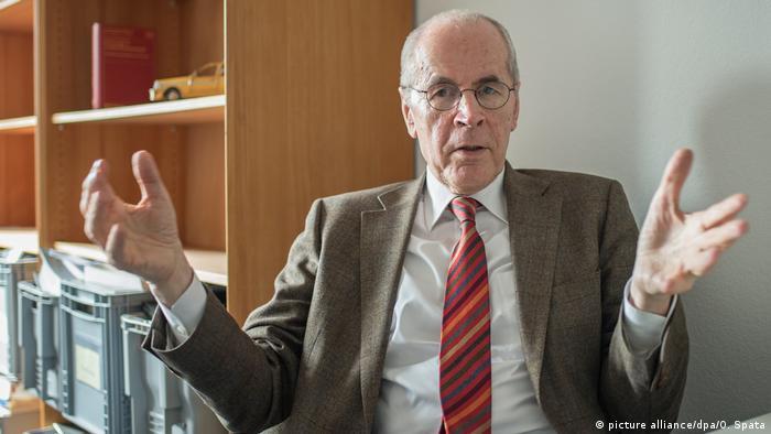 Deutschland Christian Pfeiffer