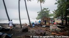 Hurrikan Maria | Martinique