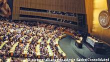 UN Generalversammlung 1979 in New York | Fidel Castro, Staatschef Kuba