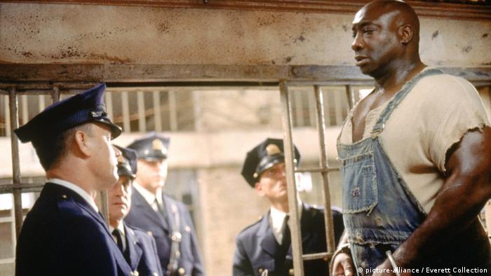 Stephen King Film still The Green Mile (picture-alliance / Everett Collection)