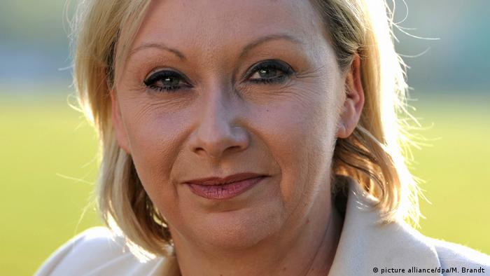 Germany CDU Member of Parliament Karin Strenz