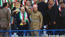 Irak Kurden halten an Referendum fest