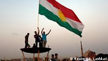 Kurds celebrate to show their support for the upcoming September 25th independence referendum in Erbil, Iraq September 16, 2017. REUTERS/Azad Lashkari