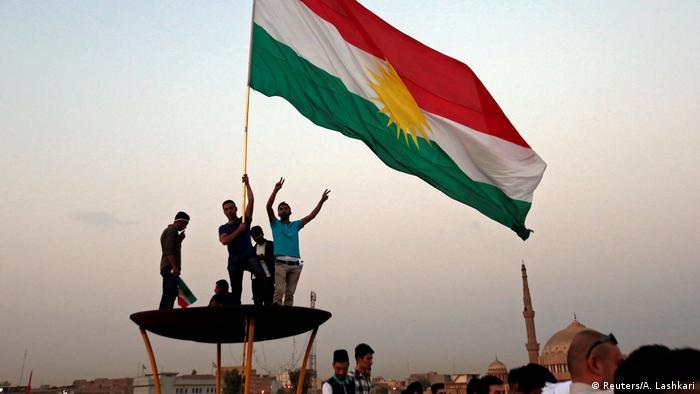 Irak Kurden halten an Referendum fest (Reuters/A. Lashkari)
