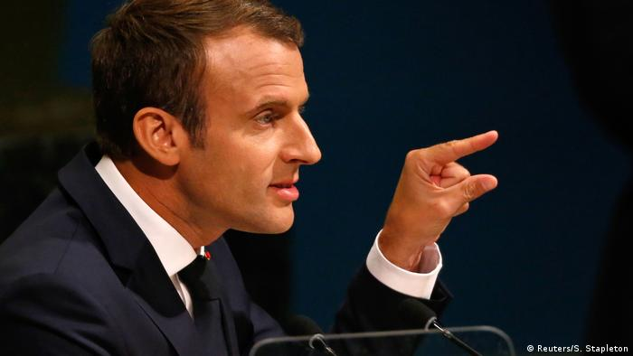 Macron\'s eurozone plans put eastern EU members on the spot ...