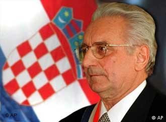 Hauptakteur in Kroatien: Ex-Präsident Franjo Tudjman