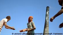 Indien Kinderarbeit, Thema - Moderne Sklaverei