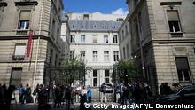 Frankreich Hauptquartier der Sozialistischen Partei in Paris