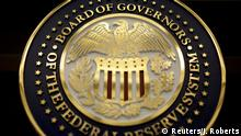 USA Board of Governors of the Federal Reserve System in Washington