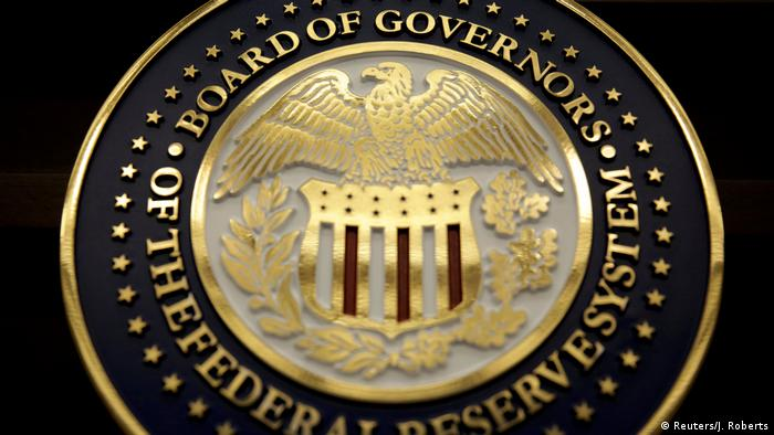USA Board of Governors of the Federal Reserve System in Washington (Reuters/J. Roberts)