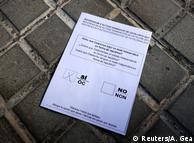Поліція Іспанії конфіскувала дев'ять мільйонів бюлетенів