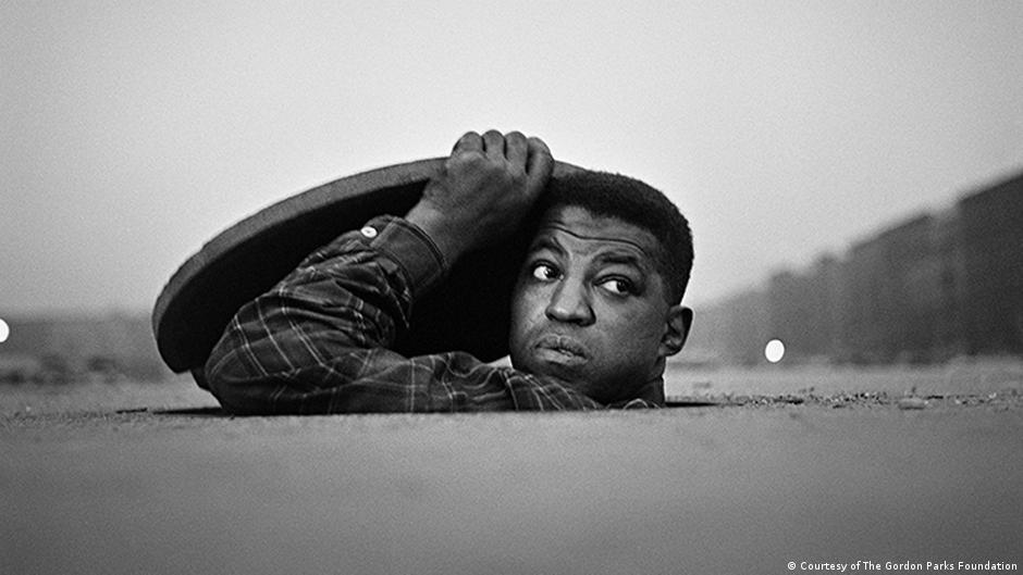 Black America Through The Lens Gordon Parks Exhibition border=