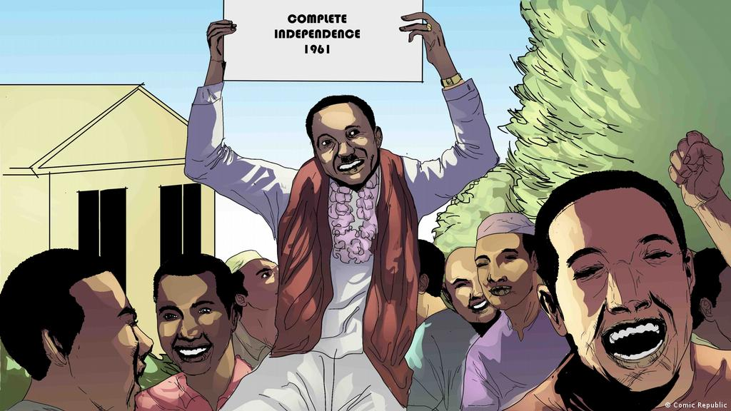 Julius Nyerere L Infatigable Leader Africain Histoire