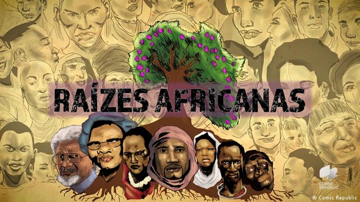 KV African Roots POR (Comic Republic)