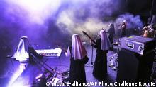 Peru Nonnen-Band Siervas