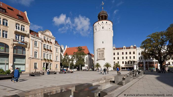 Deutschland Görlitz | Frauenturm (picture alliance /Arco Images/G. Lenz)