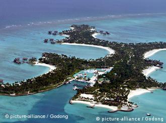 L'archipel des Maldives pourrait être submergé d'ici 2100