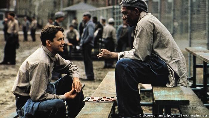 Film still: Stephen King, The Shawshank Redemption (picture-alliance/dpa/United Archives/Impress)
