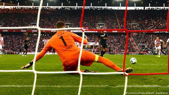 Deutschland 1. FC Köln - Eintracht Frankfurt