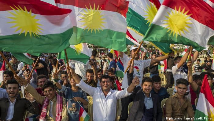 what is the iraqi kurdish independence referendum middle east