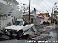 """Пуерто-Ріко після урагану """"Марія"""""""