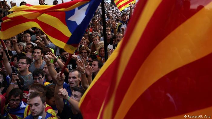Günümüzde Avrupa'da bağımsızlık hareketleri