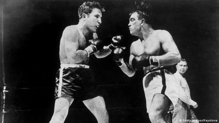 Jake LaMotta, legendary 'Raging Bull' boxer, dies at 95