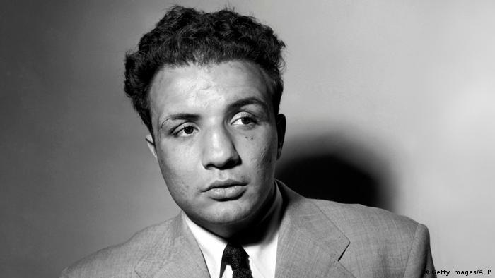 Boxer Jake LaMotta (Getty Images/AFP)