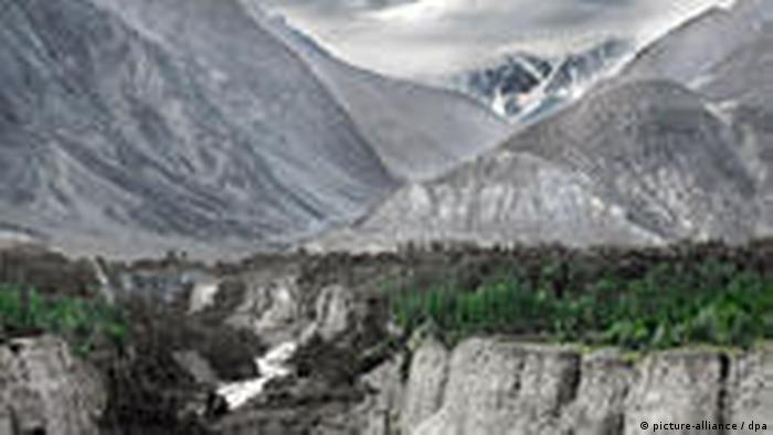 Indus Tal in Pakistan (picture-alliance / dpa)