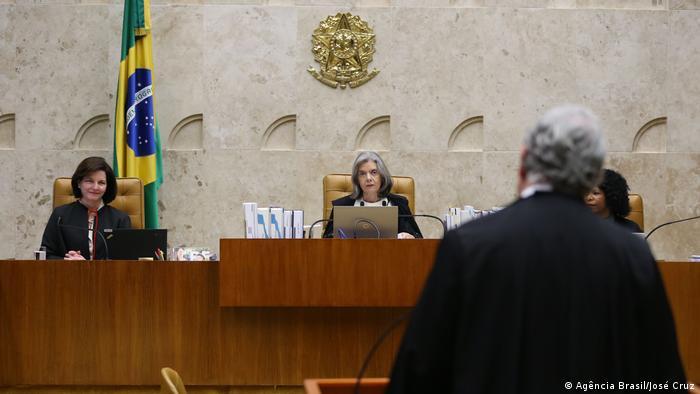 Brasilien Brasilia Bundesgerichtshof (Agência Brasil/José Cruz)