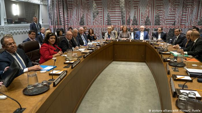 Iran nuclear deal: European leaders insist accord is working