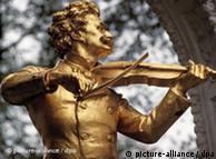 Памятник Иоганну Штраусу в Вене
