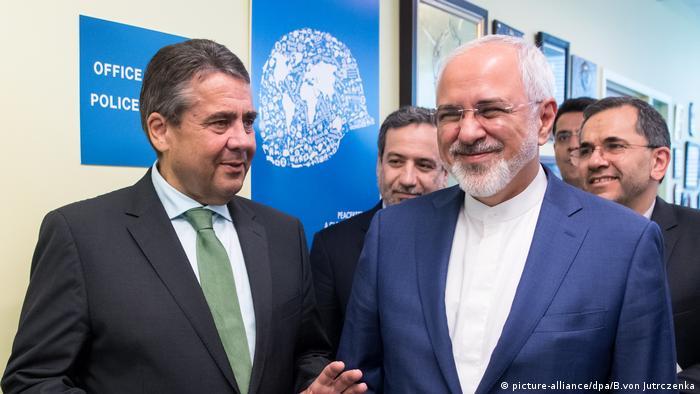 ЕС призвал США не отказываться от атомной сделки с Ираном