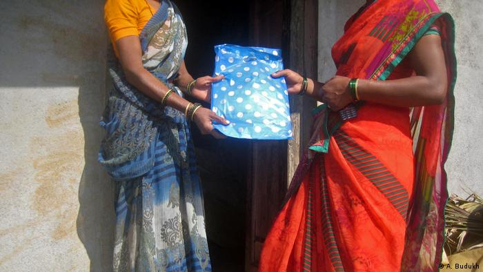 Indian women fighting cancer with sanitary pads | Asia| An