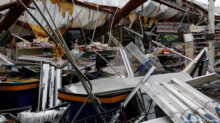 Puerto Rico Hurrikan Maria (Reuters/C.G. Rawlins)