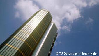 Mathe-Tower der Technischen Universität Dortmund