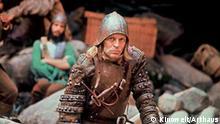 Klaus Kinski Aguirre der Zorn Gottes *** Verwendung nur im Zusammenhang mit Berichterstattung über den Film***