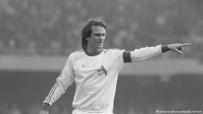 Wolfgang Overath in Diensten des 1. FC Köln (picture-alliance/dpa/S. Simon)