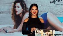 Indien Bollywood Star Sunny Leone (Getty Images/AFP)