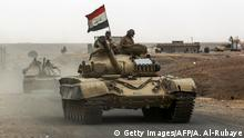 Irak Offensive auf IS-Hochburg Hawidscha (Getty Images/AFP/A. Al-Rubaye)