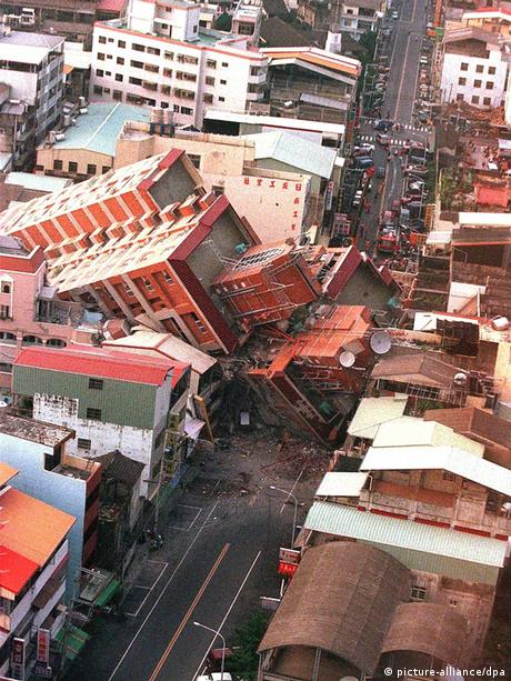 Taiwan Erdbeben