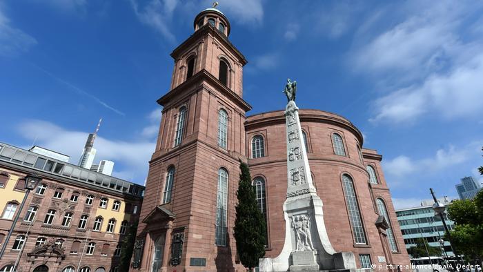 Paulskirche, Fráncfort