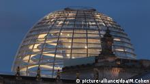 Dome, Reichstag, Berlin, Germany (picture-alliance/dpa/M.Cohen)