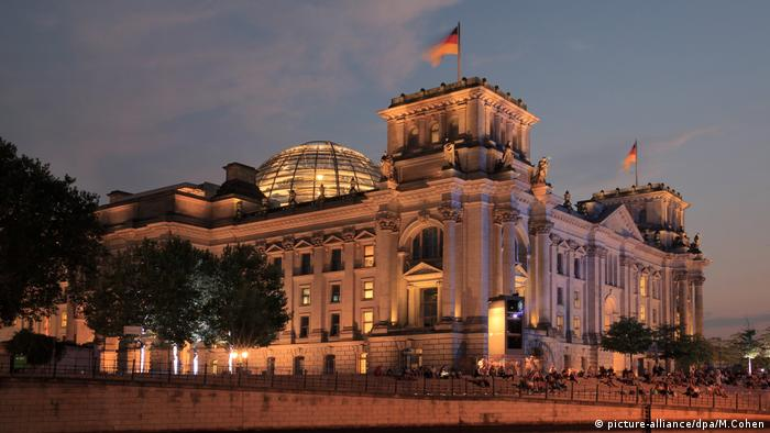Reichstag, Berlin, Germany (picture-alliance/dpa/M.Cohen)