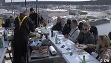 DW Euromaxx - Dinner in the Sky